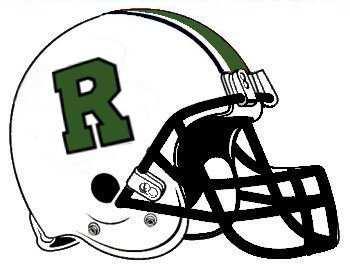 Roswell Football Helmet